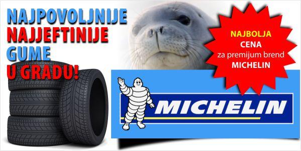 Najpovoljnije, najjeftinije gume u gradu!